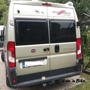 Heosolutions Safetypack sloten Camper Van - achterdeuren