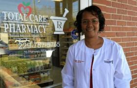 The 1st Black-Owned Pharmacy Opens In Albany, Georgia