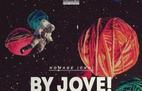 Stream @HomageCVG's 'By Jove!: A Planetary Beat Expedition' Beat Tape