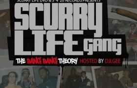 Stream Scurry Life Gang's (@Sadaday @HotWaterz @PhadeFozzy @TxStyleBX) New Mixtape 'The Bang Bang Theory'