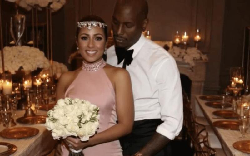 Tyrese & Samantha Lee Gibson getting married [Press Photo]