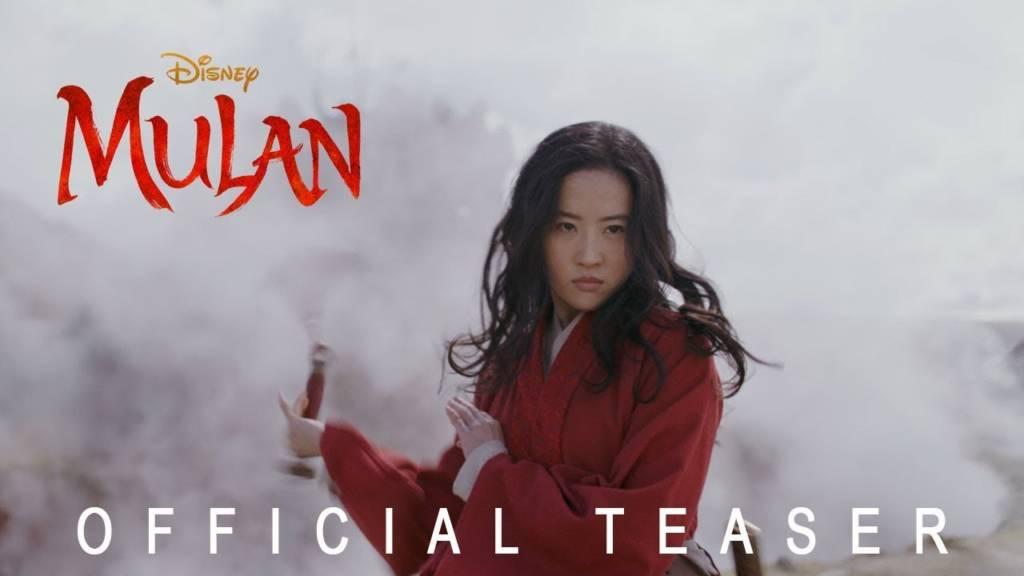 Teaser Trailer For 'Disney's #Mulan' Starring Jet Li & Donnie Yen