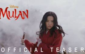 Teaser Trailer For 'Disney's #Mulan' Starring Jet Li & Donnie Yen