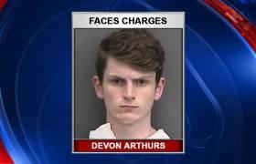 18-year-old Neo-Nazi turned Muslim Devon Arthurs [Press Photo]