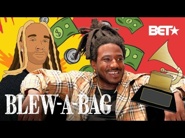 Mozzy On BET's 'Blew A Bag'