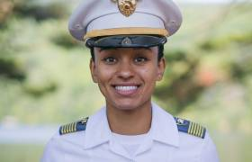 Simone Askew Will Be The 1st Black Woman To Lead The Corps Of Cadets