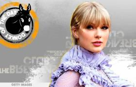 Taylor Swift Awarded Donkey Of The Day For Biting Beyoncé's Coachella Performance At Billboard Music Awards