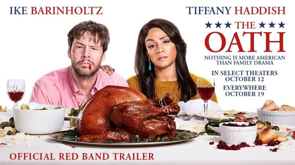 Red Band Trailer For 'The Oath' Movie Starring Tiffany Haddish (#TheOathMovie)