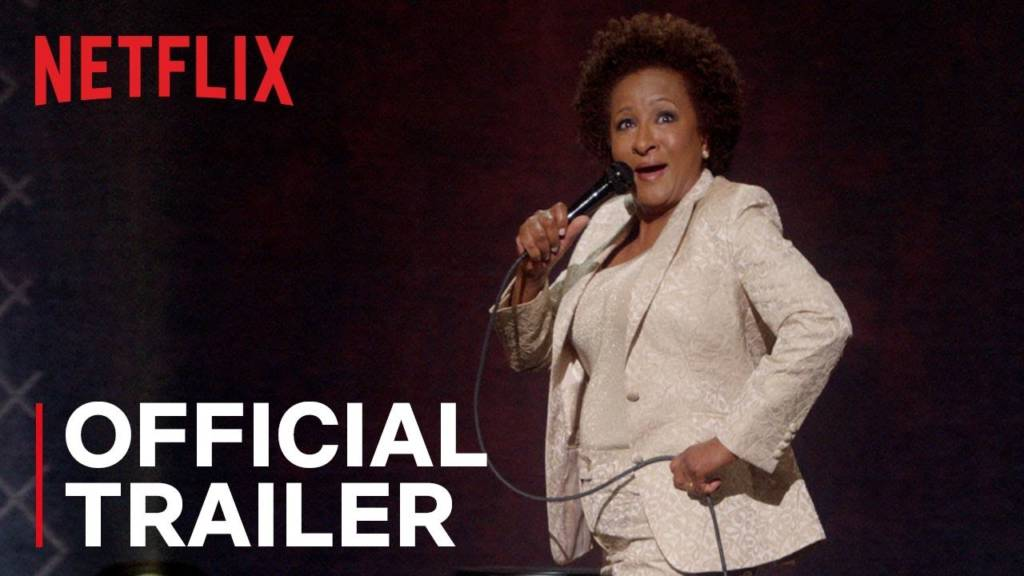 1st Trailer For Netflix Stand-Up Comedy Special 'Wanda Sykes: Not Normal'