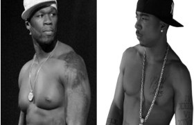 50 Cent vs. Ja Rule [Photo Artwork]