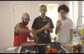 Watch Rap/Dance Duo Ayo & Teo Whip Up Their Favorite Childhood Recipe On Fuse's Digital Series 'Made From Scratch'