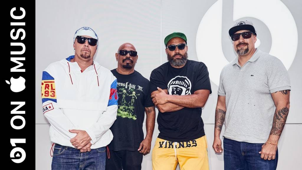 Cypress Hill Speak On Reconnecting & 'Elephants On Acid' w/Beats 1 (@CypressHill)