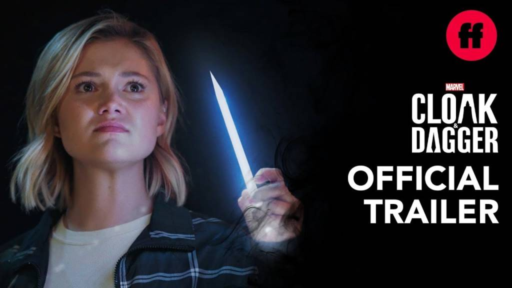 1st Trailer For Freeform Original Series 'Marvel's Cloak & Dagger: Season 2'
