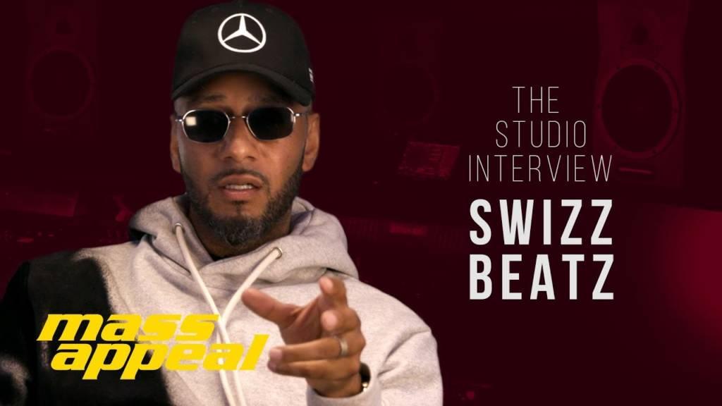Swizz Beatz On Mass Appeal's 'The Studio Interview'
