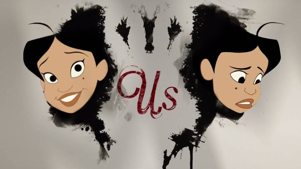 When 'The Proud Family Movie' Becomes Jordan Peele's 'Us'...