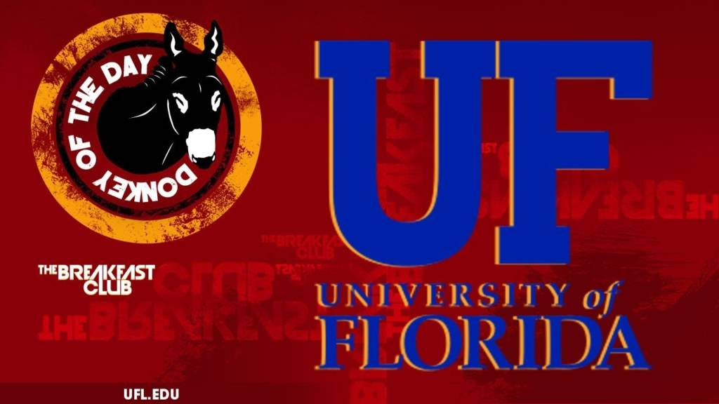 University Of Florida Awarded Donkey Of The Day For Manhandling Grads Off Stage During Ceremony