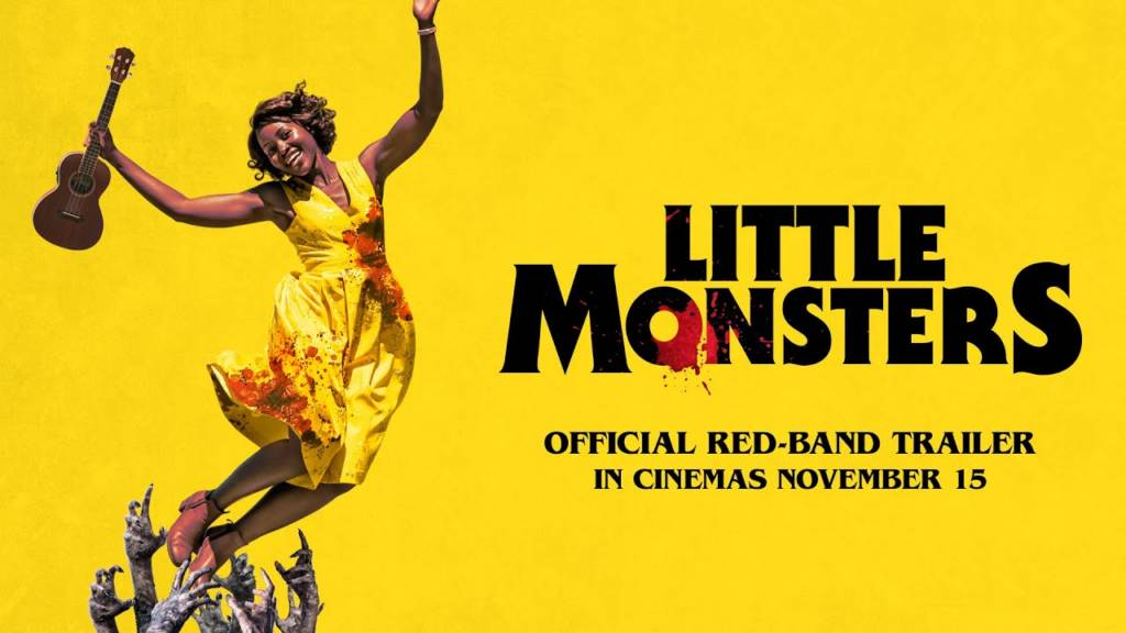 Red Band Trailer For 'Little Monsters' Movie Starring Lupita Nyong'o