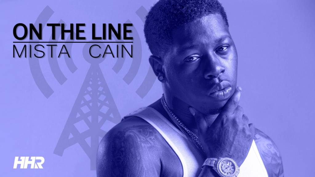 Mista Cain On The Line w/Hip Hops Revival (@MistaCain @HipHopsRevival)