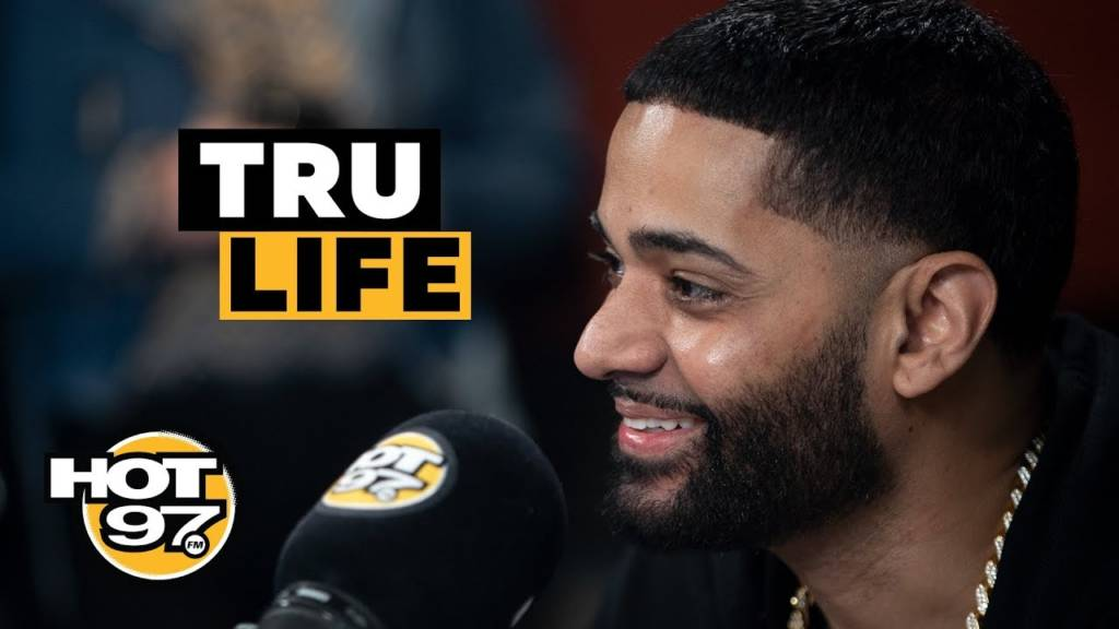 Tru Life Reveals What Really Happened Between Himself & Future + Working w/Jay Z & Dungeon Family On Ebro In The Morning