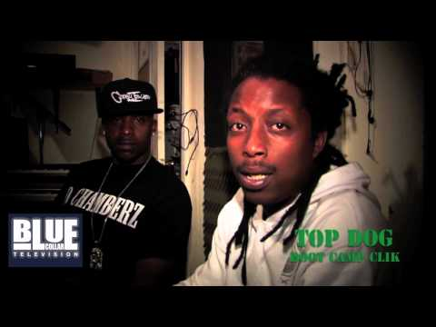 @BlueCollarTV (@HollywoodThePro) Interview: Top Dog (O.G.C.)