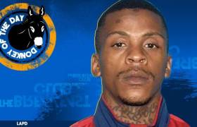 Nipsey Hussle's Suspected Killer, Eric Holder, Awarded Donkey Of The Day