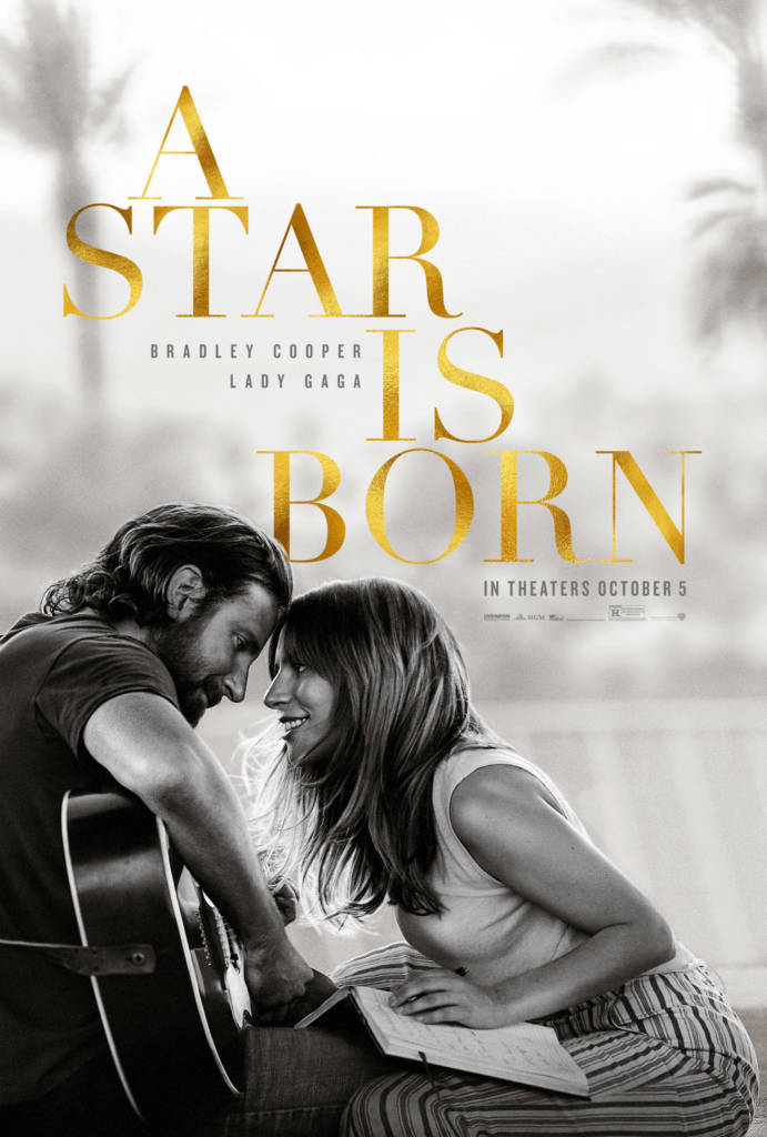 1st Trailer For The Remake Of 'A Star Is Born' Starring Lady Gaga, Dave Chappelle, & Halsey (#AStarIsBorn)