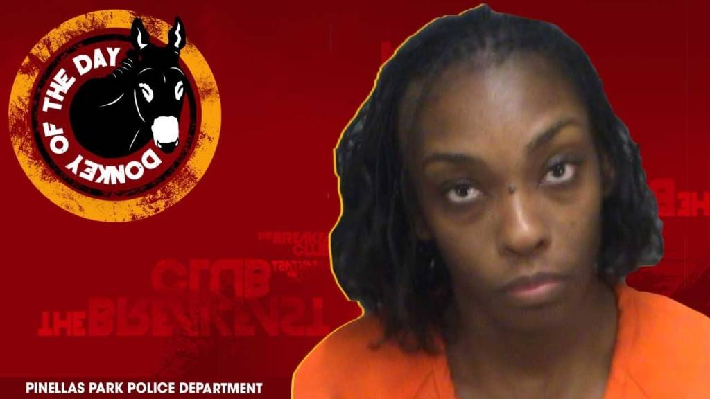 Florida Dunkin Donuts Manager Markia Nelson Awarded Donkey Of The Day For Hiring Fake Employee & Pocketing The Checks