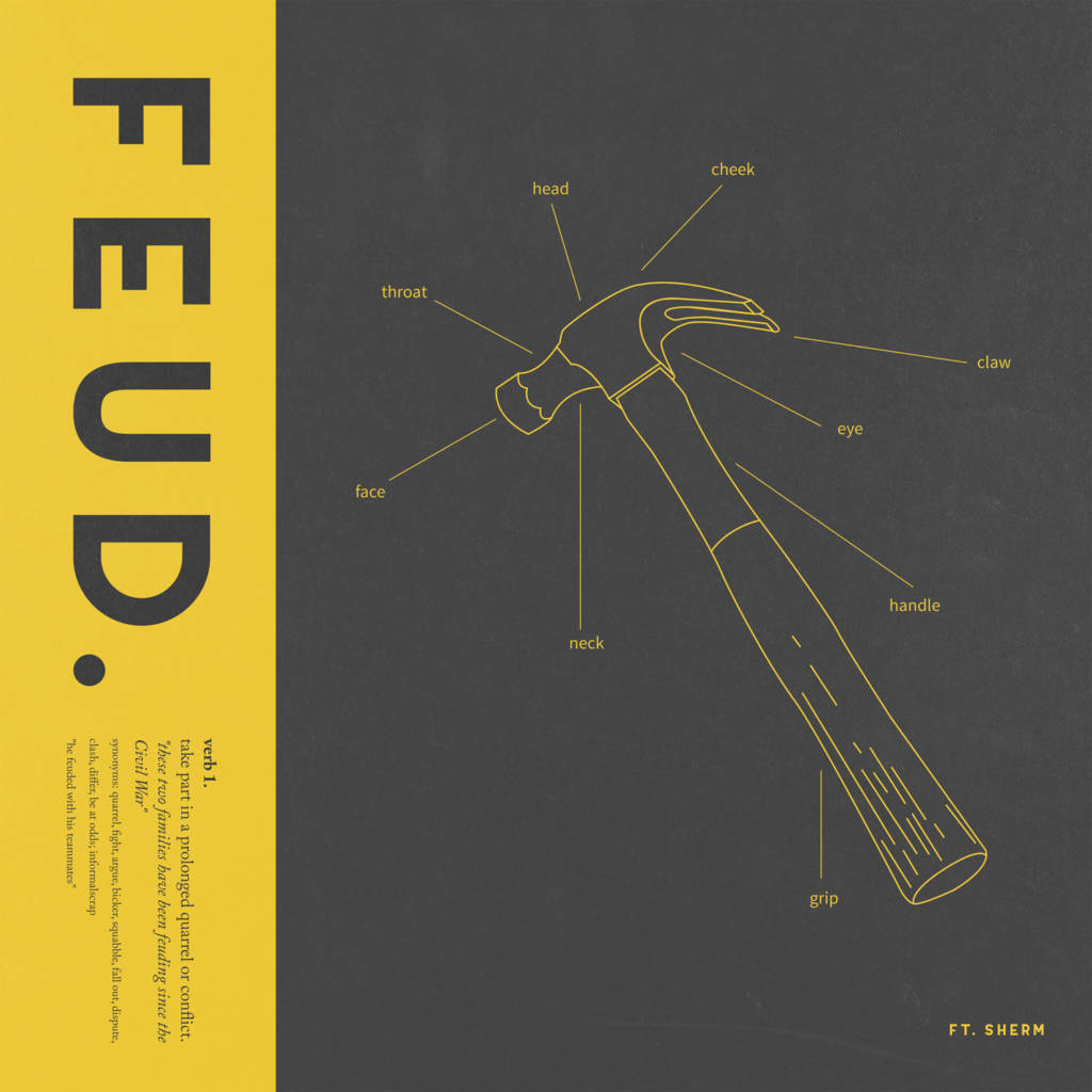 MP3: Abhi The Nomad feat. Sherm - FEUD