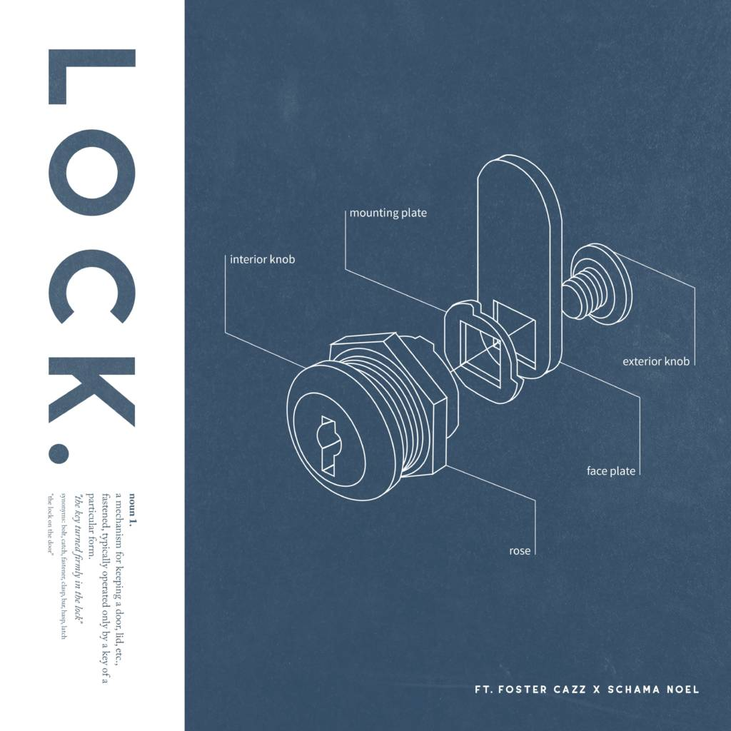 MP3: Abhi The Nomad feat. Foster Cazz & Schama Noel - LOCK