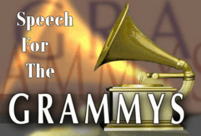 @TheSoulSection » Speech For The Grammy's [MP3]