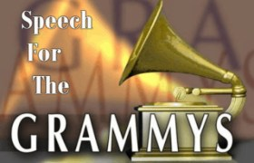Speech For The Grammy's track by The Soul Section