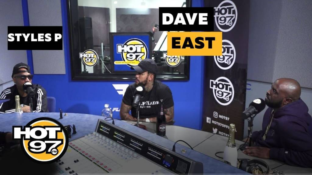 Dave East, Styles P, & Funk Flex Talk Top 5 MC's, Today's Sound, Bad Boy, & More w/HOT 97 (@DaveEast @TheRealStylesP #WeGotAStoryToTell021)