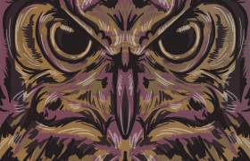 Abstract Rude & DJ Vadim - The Owl's Cry [Mixtape Artwork]