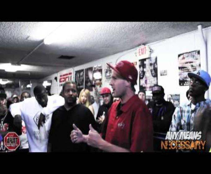 AHAT (@TheRealAHAT) Presents: Franchise vs. Duccie