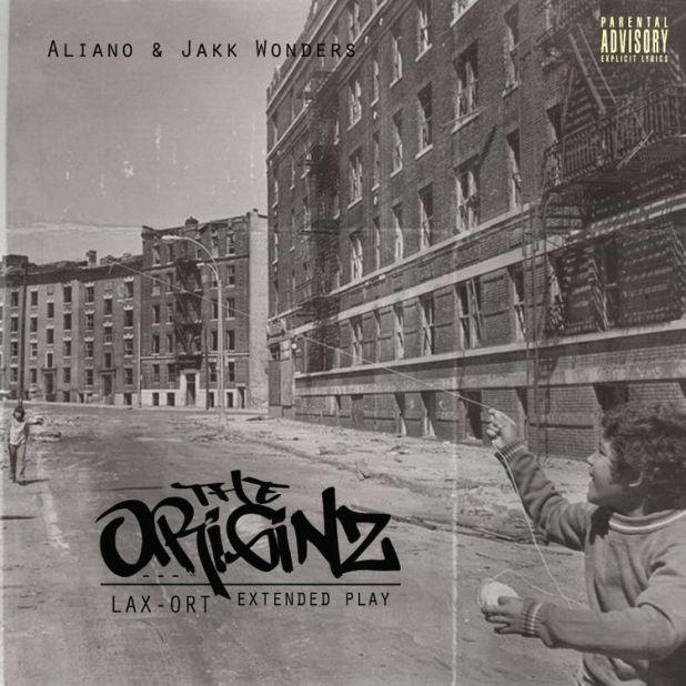 MP3: Aliano & Jakk Wonders - When I First Heard Nas (@iAliano @JakkWonders)