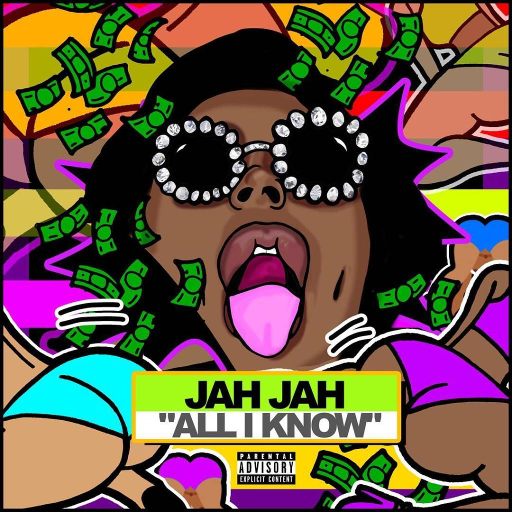 Video: Jah Jah - All I Know