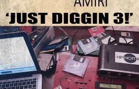 Beat Tape: 'Just Diggin 3!' By Amiri (@BeatsBaby @HiPNOTT)