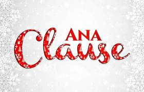 Stream Ana Baby's (@TheRealAnaBaby) 'Ana Clause' EP
