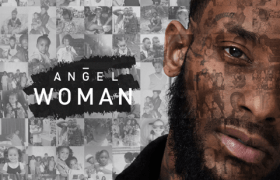 Angel - WOMAN [Album Artwork]