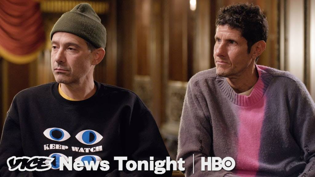 Beastie Boys Explain Why They're Different Than Brett Kavanaugh On VICE News