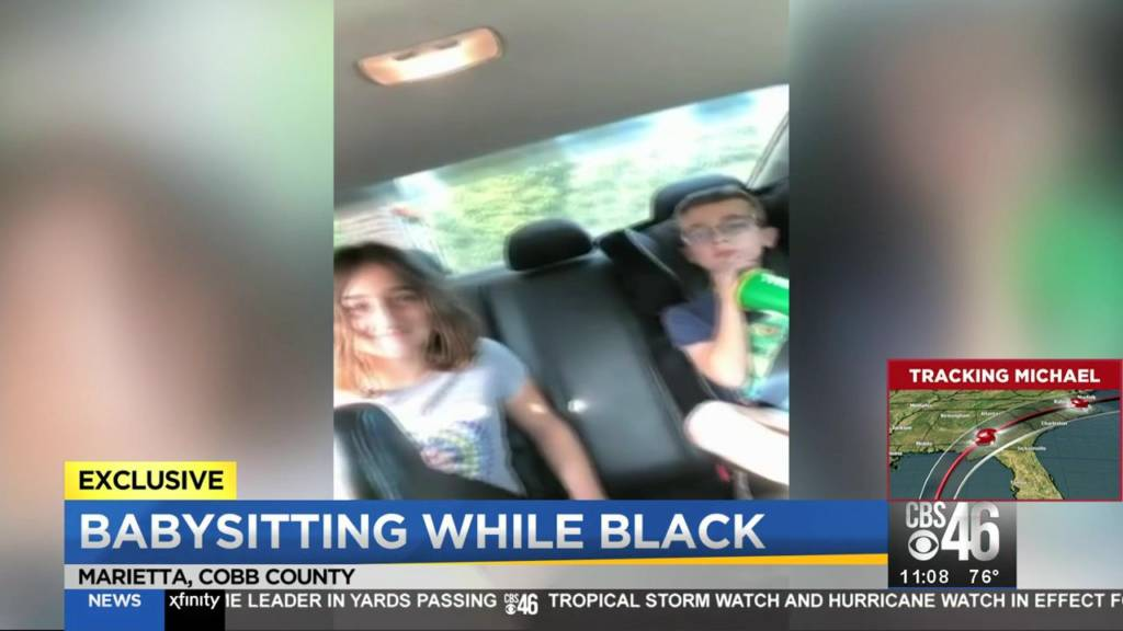 White Woman Calls Cops On Black Georgia Man For Babysitting Two White Kids