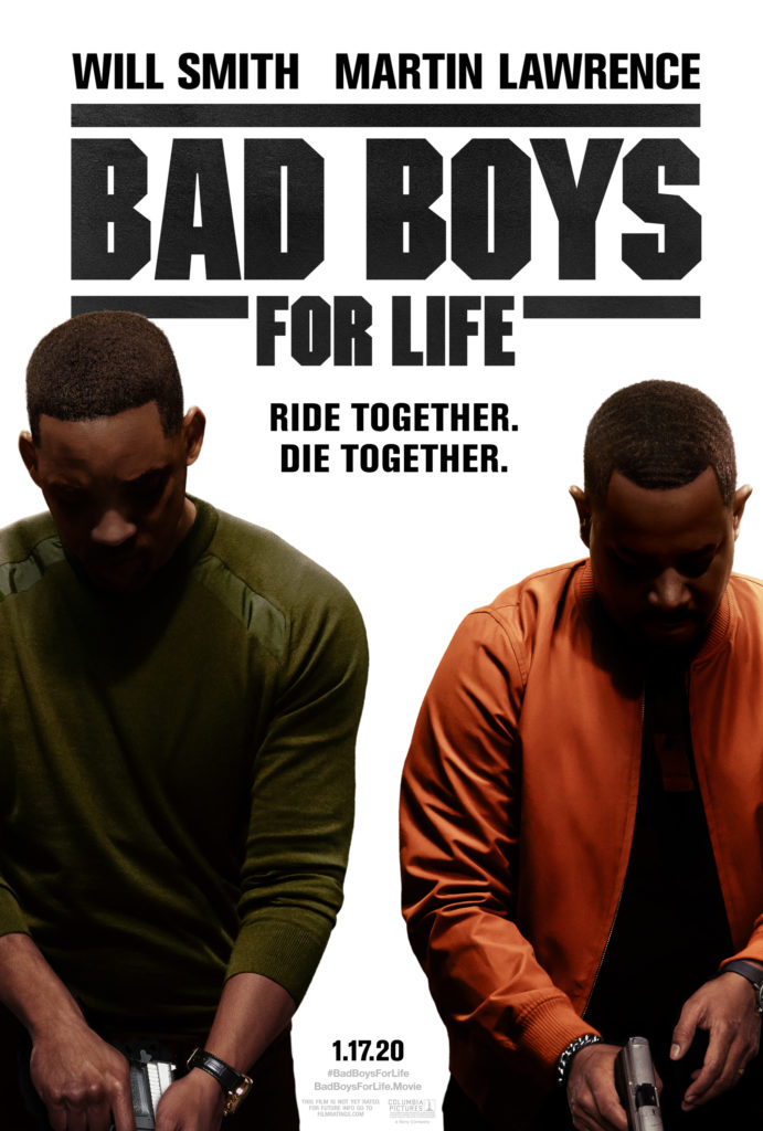 2nd Red Band Trailer For 'Bad Boys For Life' Movie Starring Martin Lawrence & Will Smith
