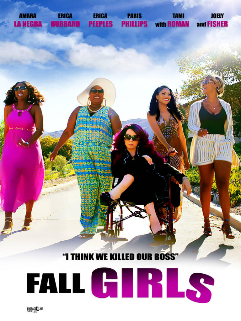 1st Trailer For BET Original Movie 'Fall Girls' Starring Amara La Negra & Tami Roman