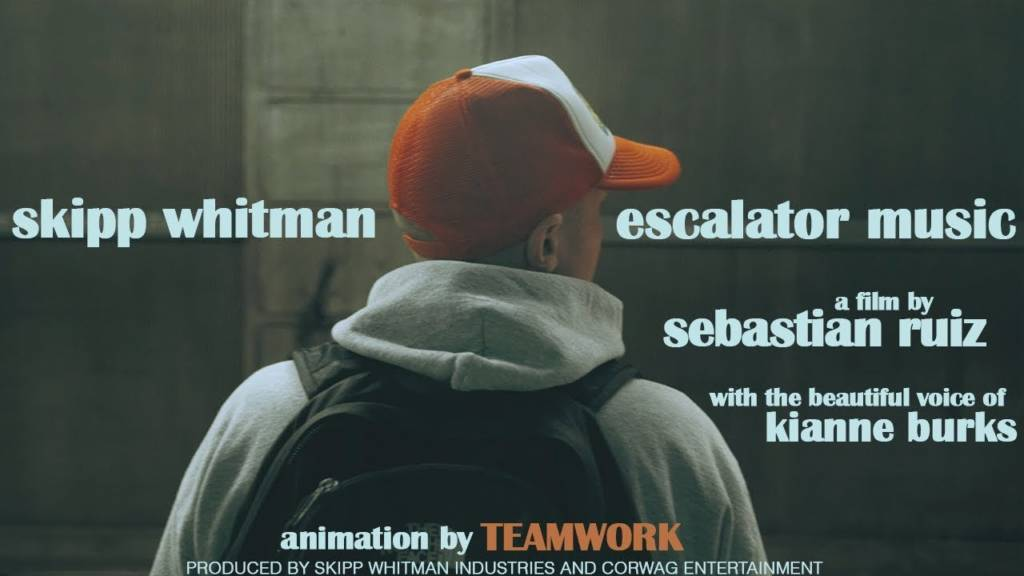 Video: @SkippWhitman - Escalator Music