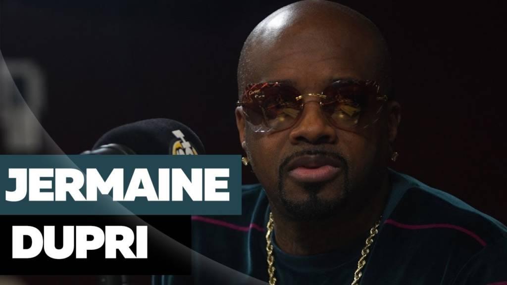Jermaine Dupri Says 'Never Scared' & 'Damn' Remixes Are Inspirations Behind NY's Sound Today On Hot 97 (@JermaineDupri)