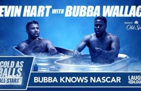Bubba Wallace On Kevin Hart's 'Cold As Balls All-Stars'