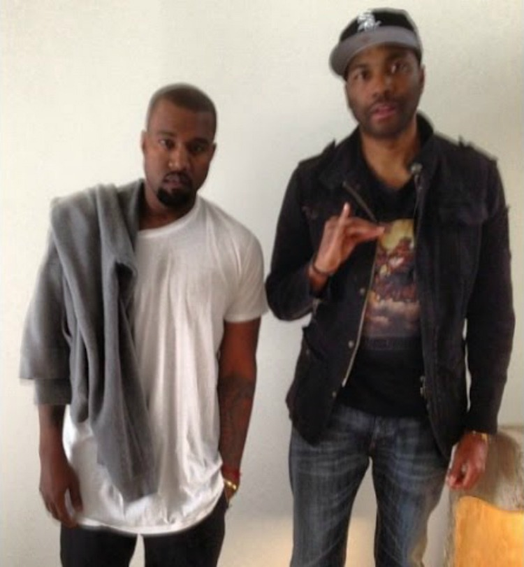 GLC Goes In On Kanye West: 'He's Weak, Controlled By Kim Kardashian, Yes Men, & Wants To Be White'