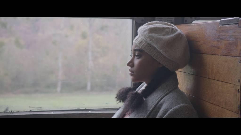 1st Trailer For 'Where Hands Touch' Movie Starring Amandla Stenberg (@AmandlaStenberg @AmmaAsante #WhereHandsTouch)