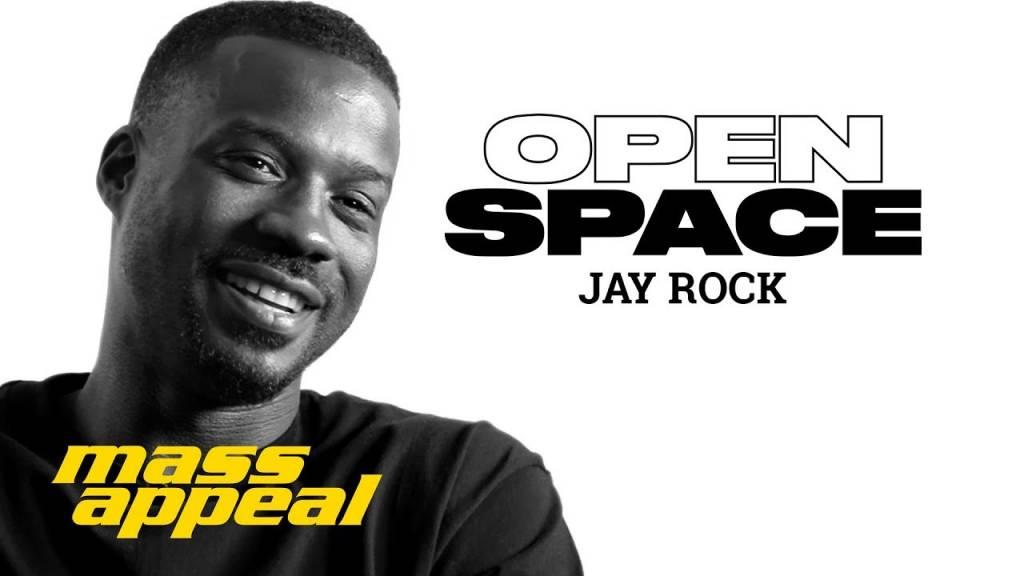 Jay Rock On Mass Appeal's 'Open Space' (@JayRock)
