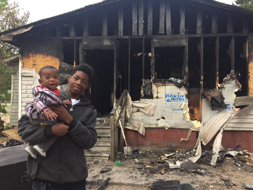 Kinston Teen Saves His Baby Cousin From Burning Home ...
